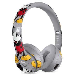 Beats Solo 3 wireless On-Ear Kopfhörer Mickeys 90th Anniversary Edition Titelbild