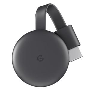 Chromecast-schwarz