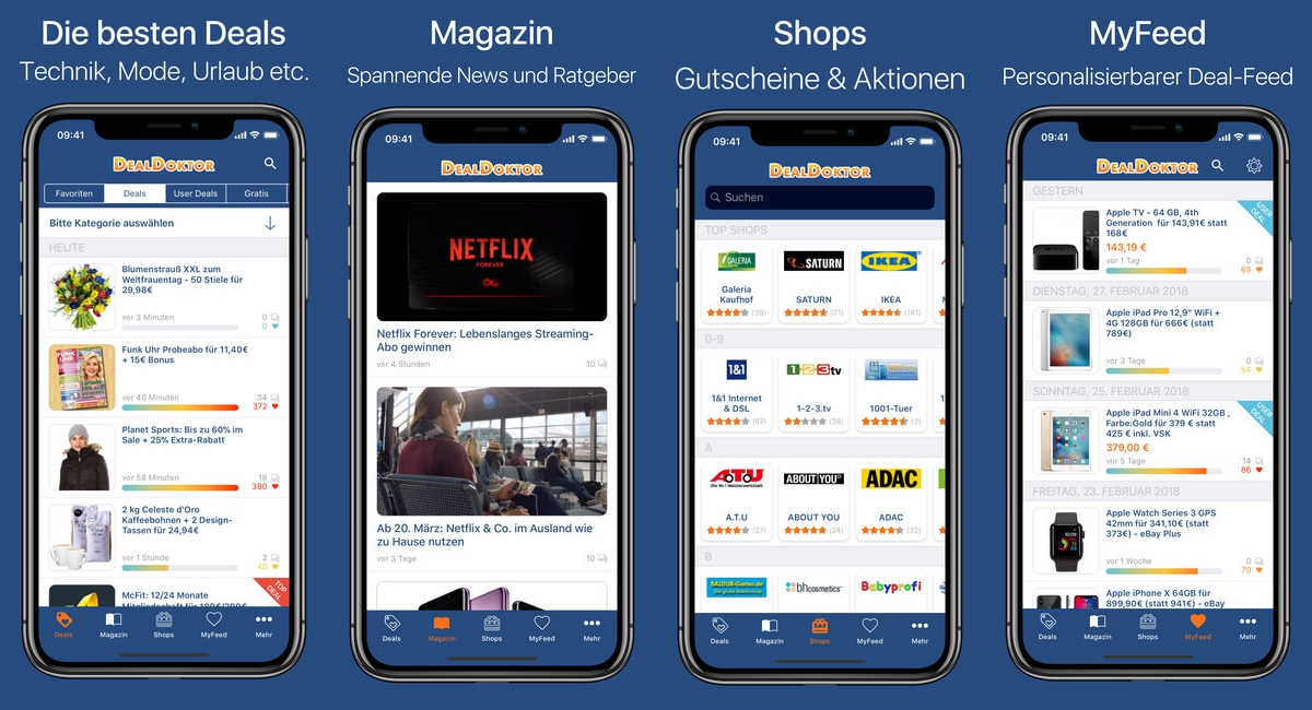 DealDoktor iOS App