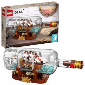 LEGO Ideas – Schiff in der Flasche (21313)