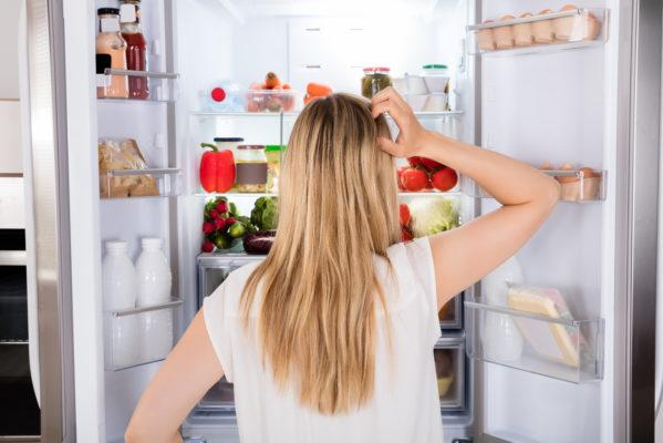 Lebensmittel-Kuehlschrank-Haltbarkeit