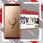 MediaMarkt Samsung Galaxy S9 und Xbox One S Bundle MD Allnet