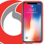 PB24 Vodafone Smart XL mit Basicphone CYBER DEAL Apple iPhone X Titelbild