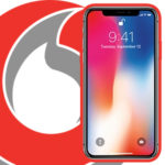 PB24 Vodafone Smart XL mit Basicphone CYBER DEAL Apple iPhone X Titelbild
