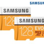 Samsung Evo MicroSDXC _ 128 GB
