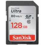 128GB SDXC SanDisk Ultra für 20€ (statt 25€)