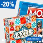 Toys r Us - 20% auf alle Gesellschaftspiele