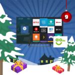 Adventskalender 2019 - Türchen 9: 55'' Hisense Smart-TV (4K/UHD & Dolby Audio) von ao.de gewinnen