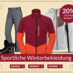 engelhorn sport: 20% auf Wintersport-Kleidung