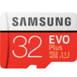 Samsung EVO Plus microSD 32GB für 4,25€ (statt 8€)