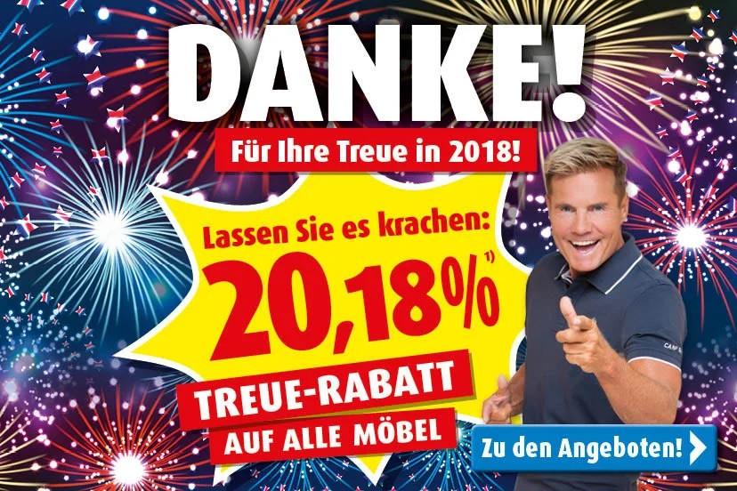 Roller 2018 Treue Rabatt Auf Alle Möbel Bis 29122018