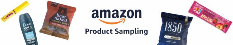 Amazon Produkttests Samples