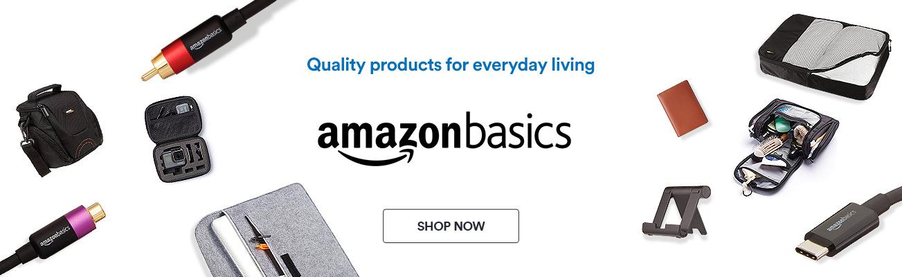 AmazonBasics Alltägliche Produkte