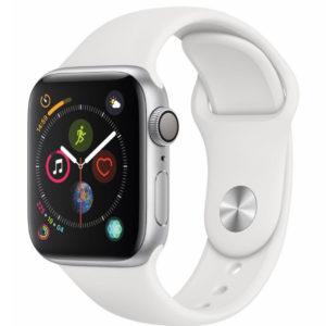 Apple Watch Series 4 40mm Silber