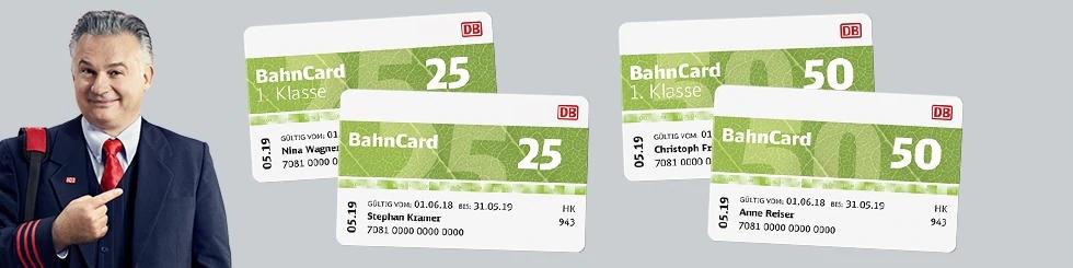 Bahncard DB