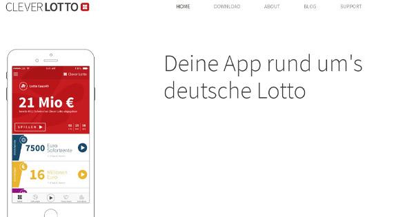 Lotto App Deutschland