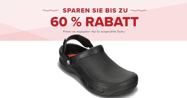 the best attitude efb1b eedfb 🐊 Crocs: Angebote mit bis zu 60% Rabatt im Sale + ...