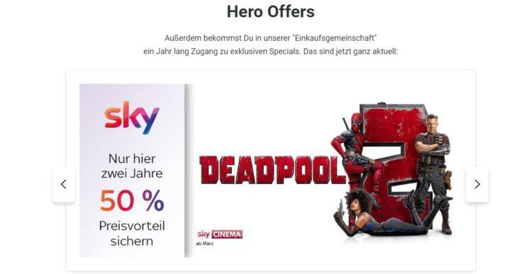 DieRabattMacher Hero Offers
