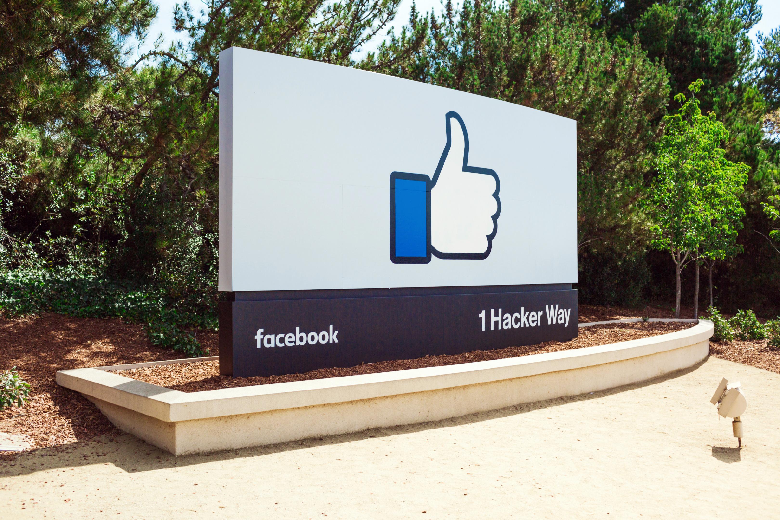 Facebook Headquater