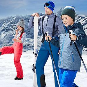 Familie-Ski