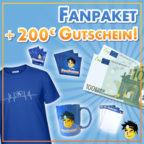 Gewinnspiel-Fanpaket