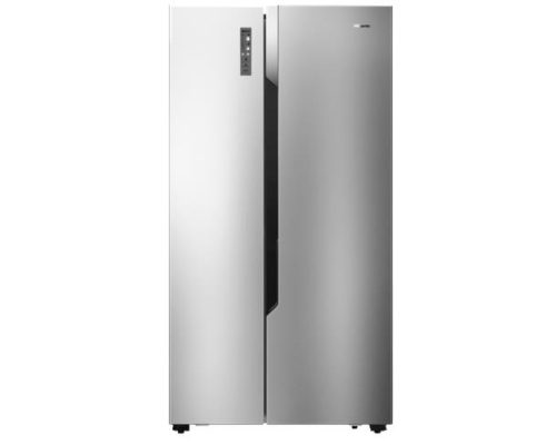 Kühlschrank Kombi : Side by side kühlschrank hisense rs n bc für u ac statt u ac