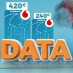 *KNALLER* Vodafone 12GB LTE für 9,99€/Monat + 100€ Reise-Gutschein (Preis dank 420€ Auszahlung) // oder 5GB LTE für 7,49€/Monat