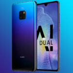 Huawei Mate 20 Blau Allnet XL 2018 Deluxe Sparhandy Titelbild