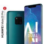 o2 Free M (Boost): Huawei Mate 20 Pro + bis zu 20GB LTE für 29,99€/Monat (oder mit Galaxy S10 / iPhone XR / X / Xs ab 39,99€/Monat + 20GB LTE)