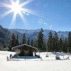 Hütte-im-Schnee