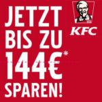 Neue KFC Gutscheine - ab dem 10.08.19