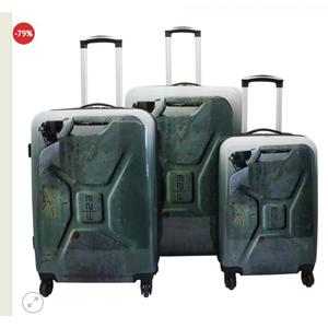 Kofferset-grün
