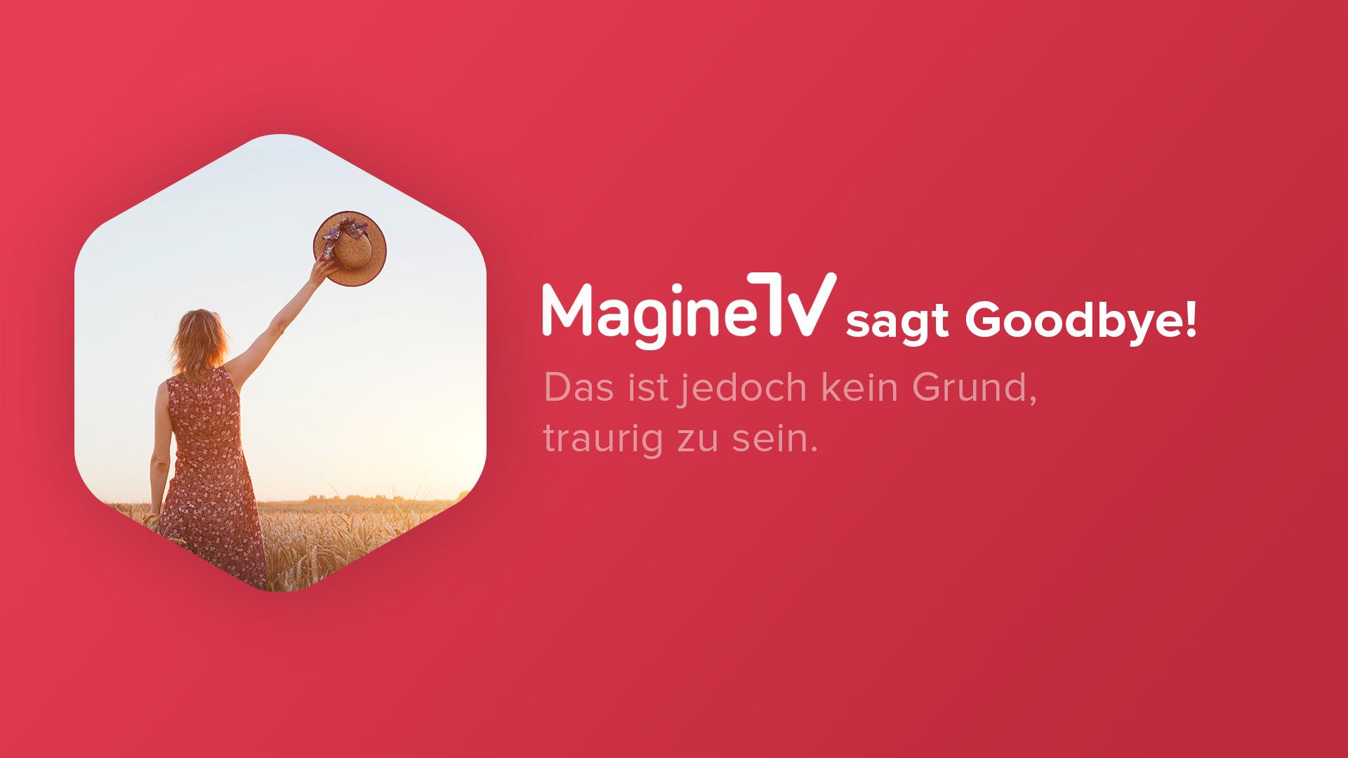 Magine TV Goodbye