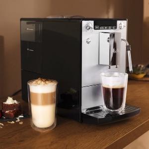 Melitta Kaffeevollautomat CAFFEO Solo & Milk Titelbild