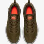 Nike-Sneaker-gruen