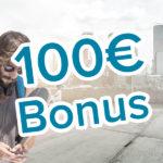 100€ Bonus für kostenloses Consorsbank Young Trader-Konto