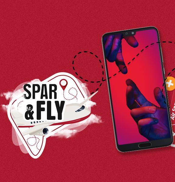 huawei p20 pro freiflug spar and fly sparhandy sq