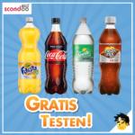 Verschiedene Coca Cola Produkte ohne Zucker gratis testen bei Unzufriedenheit
