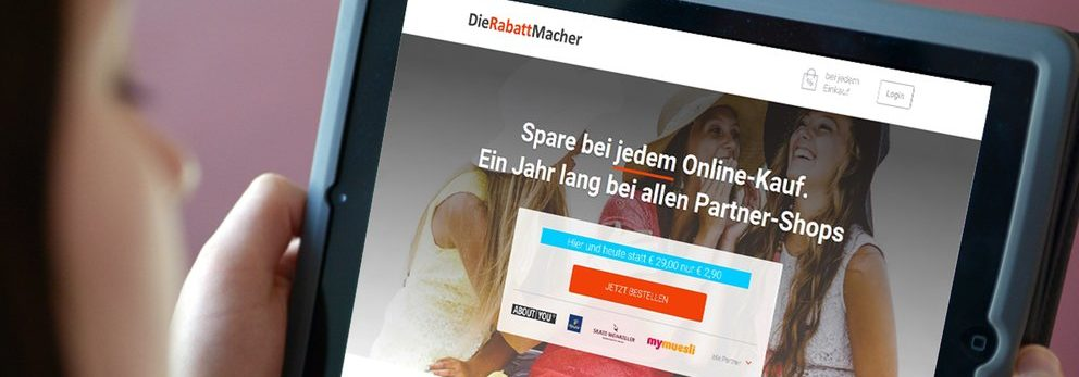 rabattmacher-tablet-sparen