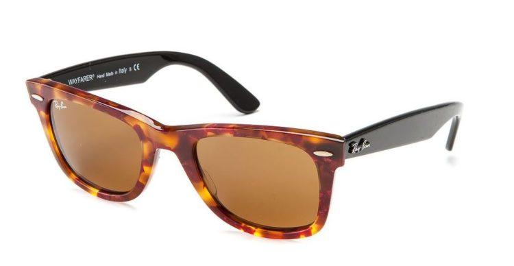 Ray-Ban Sonnenbrille Wayfarer