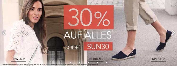 Roland Schuhe: 30% Extra Rabatt auf ausgewählte Schuhe