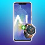 *Vodafone LTE zum Top-Preis*: Allnet-Flat + 4GB LTE + Huawei Mate 20 Pro inkl. Huawei Watch GT für mtl. 31,99€ (u.v. weitere Bundles!)