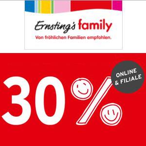 Ernstings Family Super Mittwoch Mit 30 Rabatt Auf