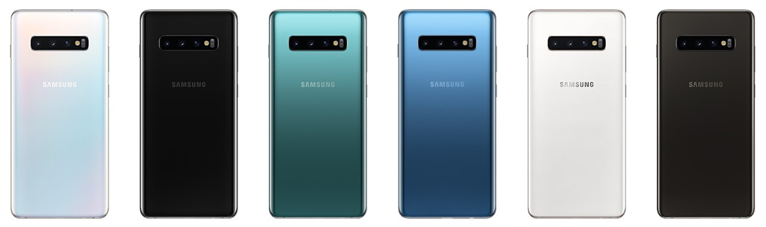 Galaxy S10+ Farben