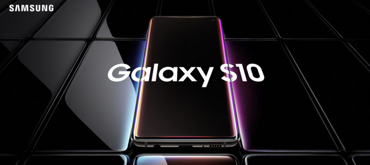 Galaxy S10 schwarz