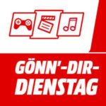 MediaMarkt: Gönn Dir Dienstag, z.B. NINTENDO Switch Joy-Con 2er Set + NBA 2K Playgrounds 2 für 75€ (statt 87€)