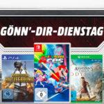 """MediaMarkt: Gönn Dir Dienstag, z.B. """"Pokémon: Let's Go, Pikachu!"""" (Switch) + Pokéball Plus für 69€ (statt 82€)"""