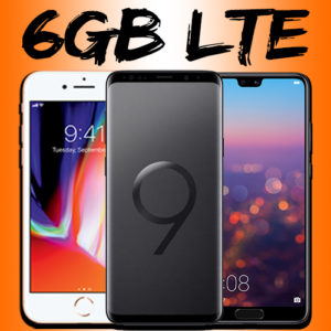 Handyflash otelo 6gb lte top-handy