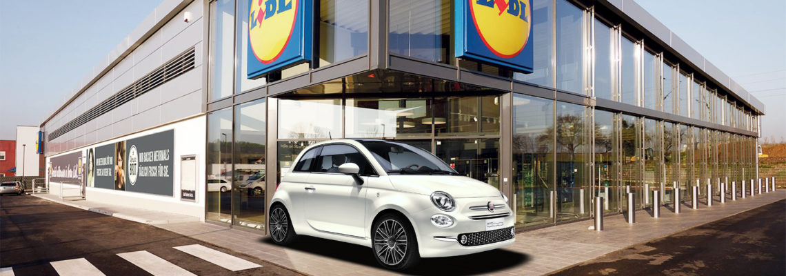 das lidl auto discounter bietet fiat 500 zum leasing an. Black Bedroom Furniture Sets. Home Design Ideas