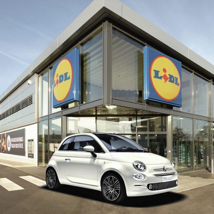 Lidl Leasing Fiat
